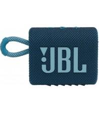 Портативная акустика JBL GO 3 Blue