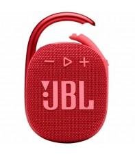 Портативная колонка JBL CLIP 4 Red