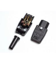 Разъём для силового кабеля Real Cable SECTEUR RF