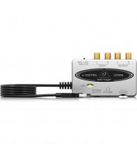 USB аудиоинтерфейс Behringer U-Control UCA202