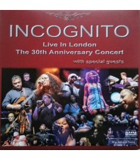 Виниловый диск LP Incognito: Live In London