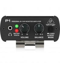 Усилитель для мониторов Behringer POWERPLAY P1