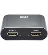 HDMI передатчик Logan SW4K-HDR10 Black