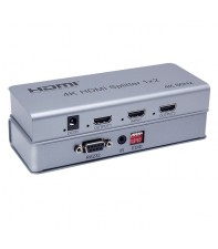 HDMI сплиттер 1x2 AirBase HD-SP1220 V2.0