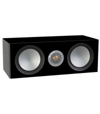 Акустика центрального канала Monitor Audio Silver Series C150 Black Gloss