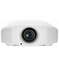 Проектор для домашнего кинотеатра Sony VPL-VW550ES (SXRD, 4k, 1800 ANSI Lm), белый