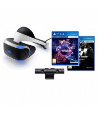 Очки виртуальной реальности SONY PlayStation VR (Camera +GTSport +VR Worlds)