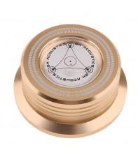Прижим для виниловых пластинок GH Acoustics (клэмп) Gold