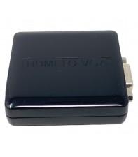 HDMI конвертер AirBase HD-HVM HDMI to VGA+Audio Converter (Mini Type)