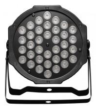 LED прожектор M-Light LED PAR 36 x 1W RGB