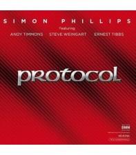 Виниловый диск 2LP Phillips, Simon: Protocol III (45 rpm)