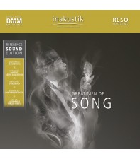 Виниловый диск 2LP Reference Sound Edition: Great Men Of Song