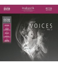 Виниловый диск 2LP Reference Sound Edition: Great Voices Vol. II