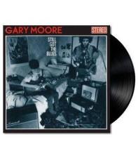 Виниловый диск LP Gary Moore: Still Got The Blues - Download
