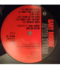 Виниловый диск Gary Moore: After Hours - Reissue