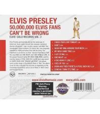 Виниловый диск Elvis Presley: 50,000,000 Elvis Fans Can't Be Wrong