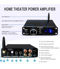 Стерео усилитель с Bluetooth FX Audio D502BT