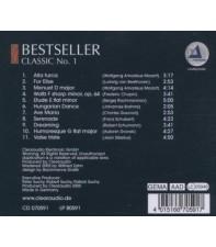 Виниловая пластинка Clearaudio - Bestseller Classic No. 1 LP 80591