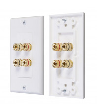 AirBase Wall Plate 2 Speakers