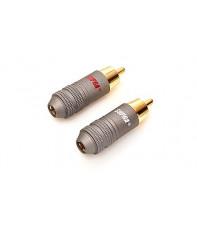 Supra RCA-6SC Plug Pair