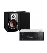 Музыкальный центр Denon CEOL RCD-N9 + DALI Zensor 3
