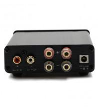 Цифровой стерео усилитель FX-Audio FX-502A 2 * 50 Вт / 4 Ом Black
