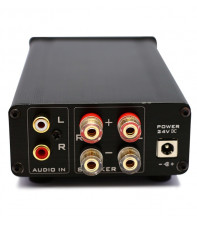 Цифровой стерео усилитель FX-Audio FX-502SPRO 2 х 80 Вт / 4 Ом Black