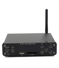 Bluetooth усилитель FX-Audio M-160E 2 х 138 Вт / 4 Ом Black