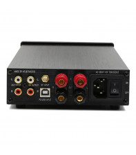 Bluetooth усилитель FX-Audio M-200E 2 х 120 Вт / 4 Ом Black