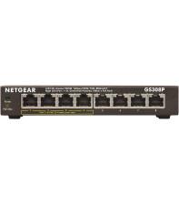 Netgear GS308P 8-портовый гигабитный коммутатор Ethernet